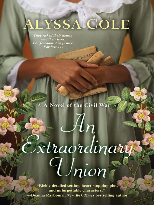 Title details for An Extraordinary Union by Alyssa Cole - Available