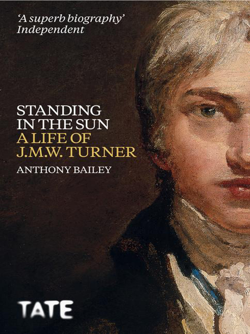 Title details for J.M.W. Turner by Anthony Bailey - Available