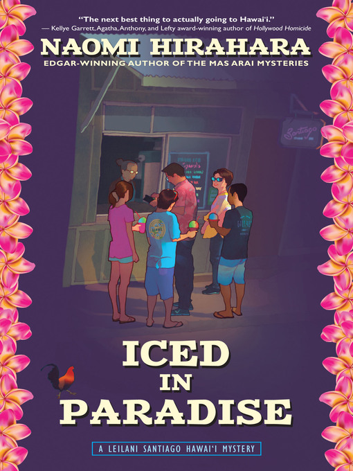 Title details for Iced in Paradise by Naomi Hirahara - Wait list