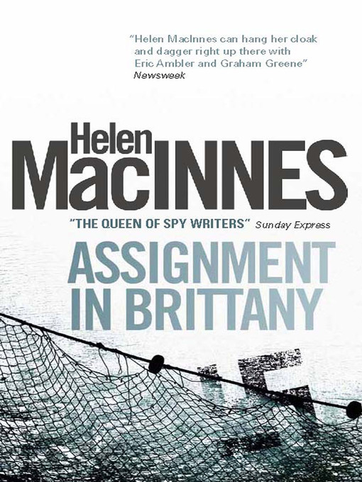 Title details for Assignment in Brittany by Helen Macinnes - Available