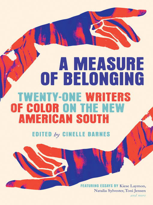 Title details for A Measure of Belonging by Cinelle Barnes - Available