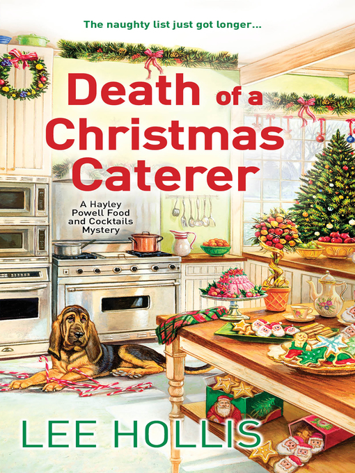 Title details for Death of a Christmas Caterer by Lee Hollis - Available