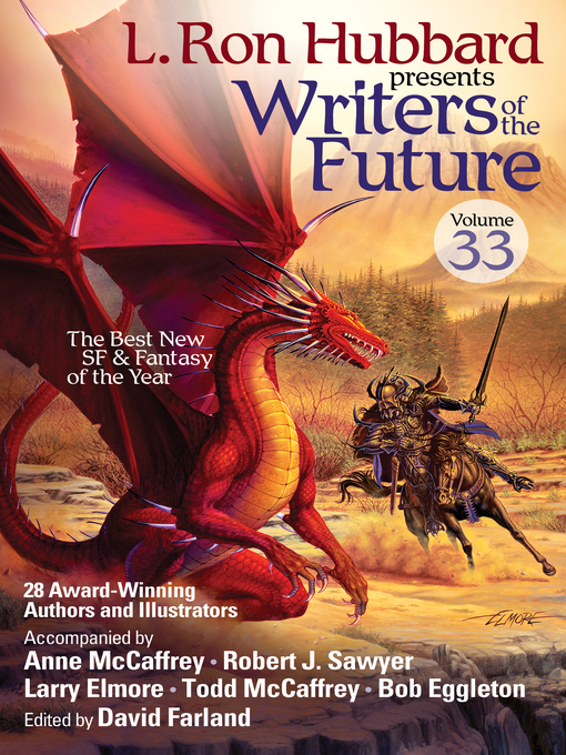 Title details for L. Ron Hubbard Presents Writers of the Future, Volume 33 by L.  Ron  Hubbard - Available