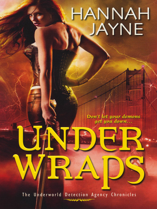 Title details for Under Wraps by Hannah Jayne - Available