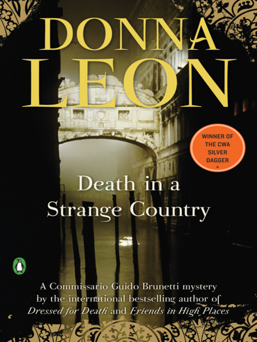 Title details for Death in a Strange Country by Donna Leon - Available