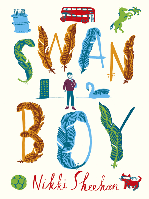 Cover of Swan Boy