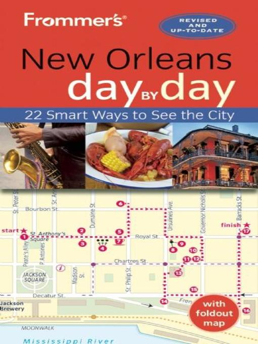 Title details for Frommer's New Orleans day by day by Diana K. Schwam - Wait list