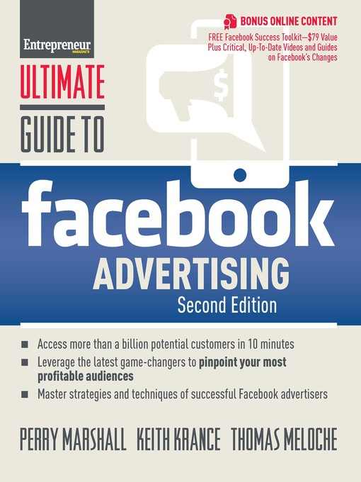 Title details for Ultimate Guide to Facebook Advertising by Perry Marshall - Available