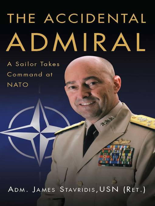 Cover of The Accidental Admiral