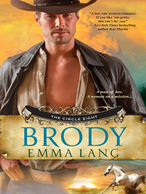 Title details for Brody (The Circle Eight) by Emma Lang - Available