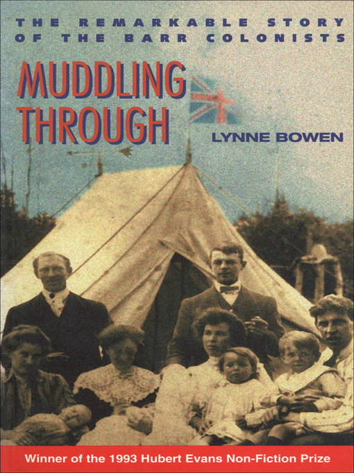 Title details for Muddling Through by Lynne Bowen - Available