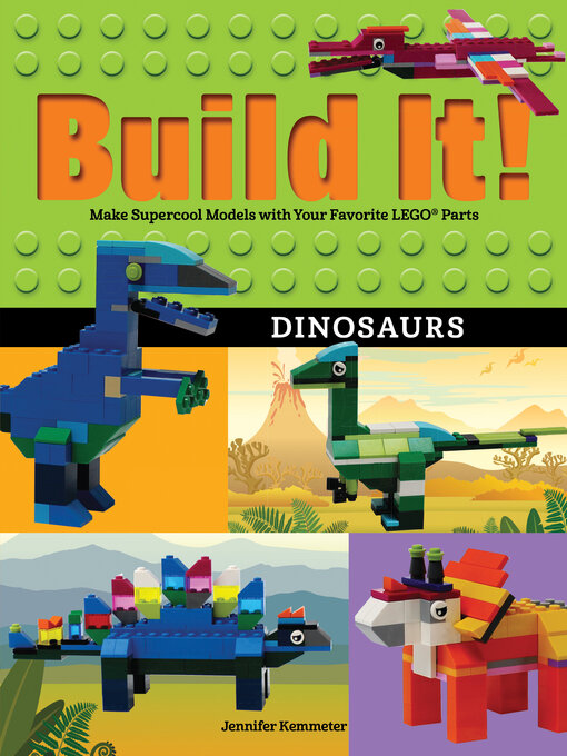 Title details for Build It! Dinosaurs by Jennifer Kemmeter - Available