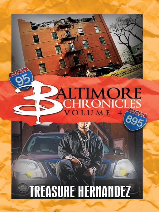 Cover of Baltimore Chronicles Volume 4