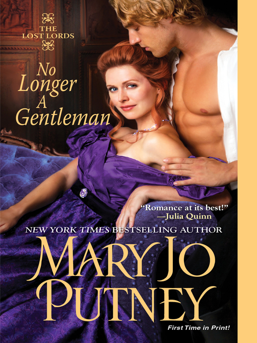 Title details for No Longer a Gentleman by Mary Jo Putney - Wait list