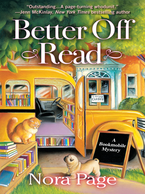 Title details for Better Off Read by Nora Page - Available
