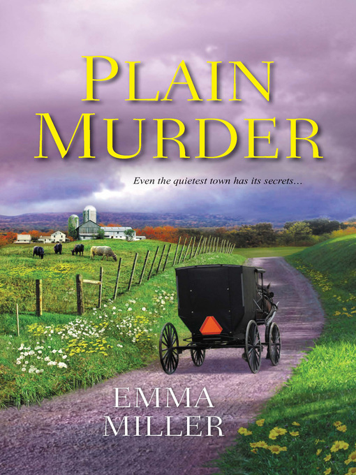 Title details for Plain Murder by Emma  Miller - Available