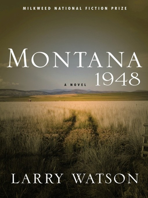 Title details for Montana 1948 by Larry Watson - Wait list