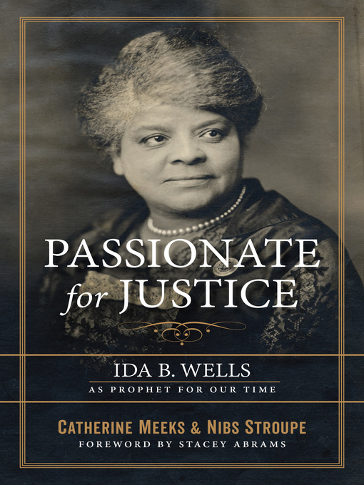 Cover of Passionate for Justice