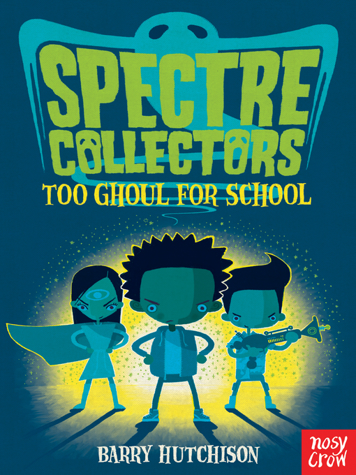 Cover of Too Ghoul For School
