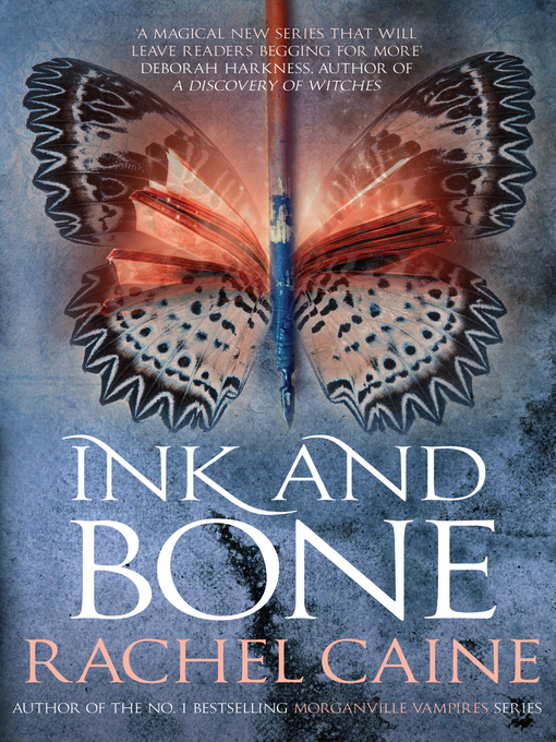 Titelansicht von Ink and Bone