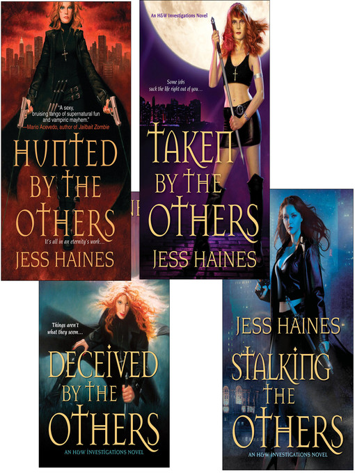 Cover of Jess Haines Bundle