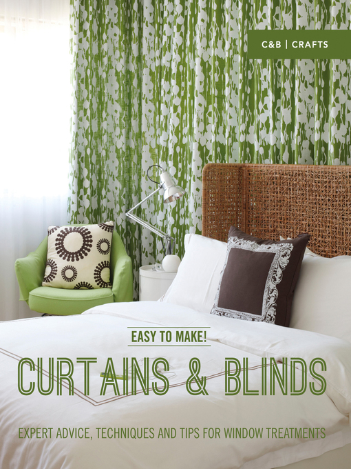 Title details for Easy to Make! Curtains & Blinds by Wendy Baker - Available