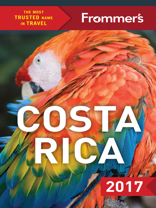 Title details for Frommer's Costa Rica 2017 by Karl  Kahler - Wait list