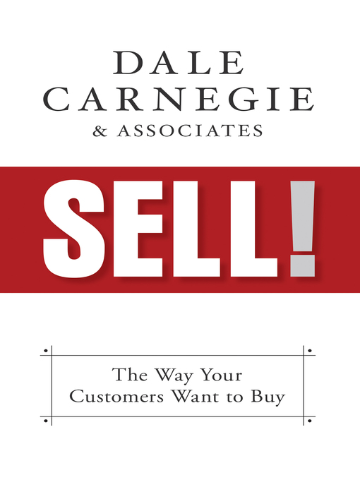 Title details for Sell! by Dale Carnegie & Associates - Available