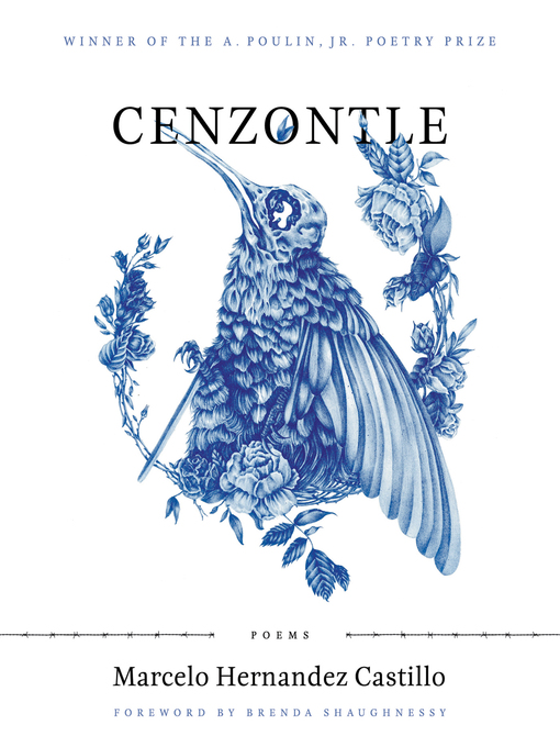 Title details for Cenzontle by Marcelo Hernandez Castillo - Available