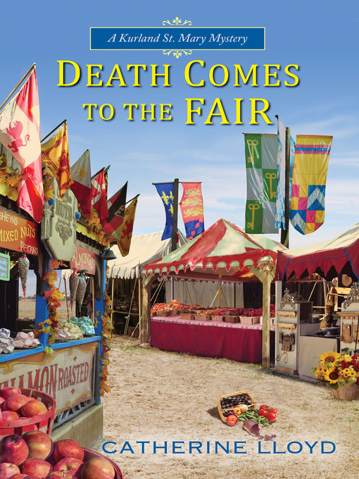 Cover of Death Comes to the Fair