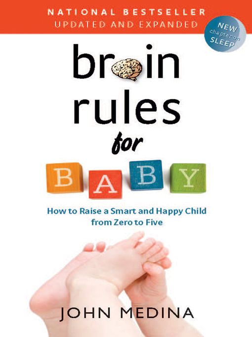 Cover of Brain Rules for Baby (Updated and Expanded)