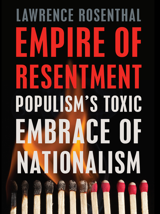 Title details for Empire of Resentment by Lawrence Rosenthal - Available