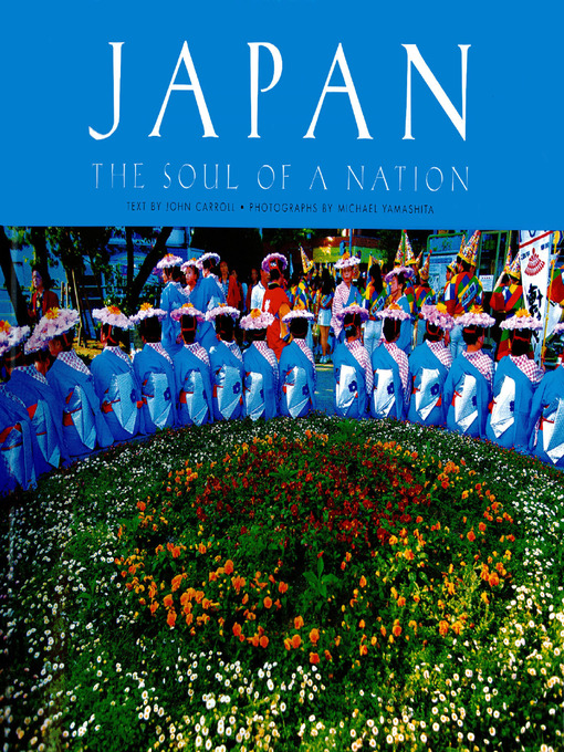 Title details for Japan by John Carroll - Available