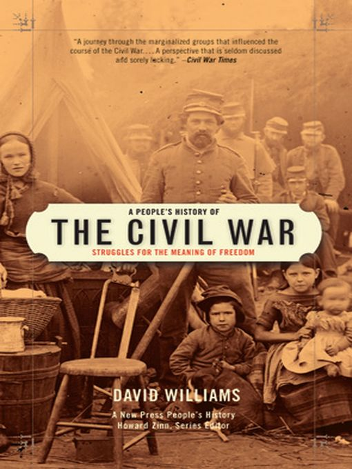 Title details for A People's History of the Civil War by David Williams - Available