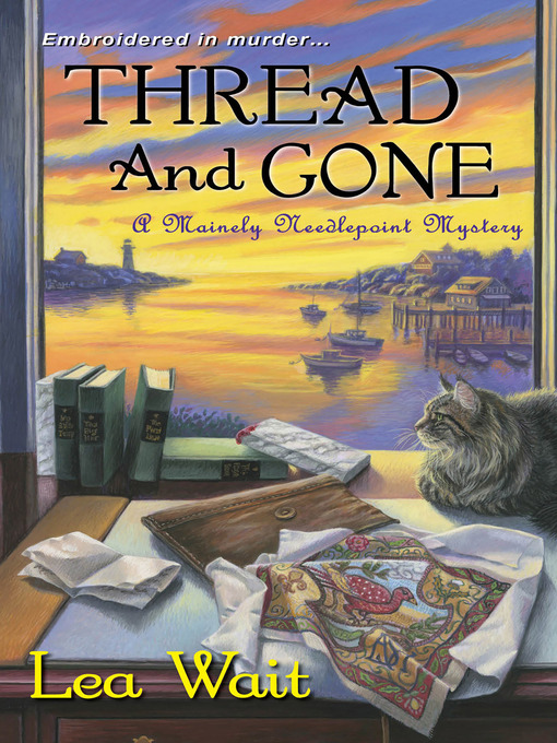 Title details for Thread and Gone by Lea Wait - Wait list