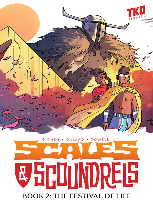 Title details for Scales & Scoundrels Definitive Edition Book 2 by Sebastian Girner - Available