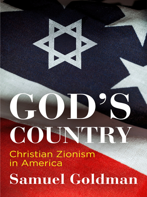 Title details for God's Country by Samuel Goldman - Available
