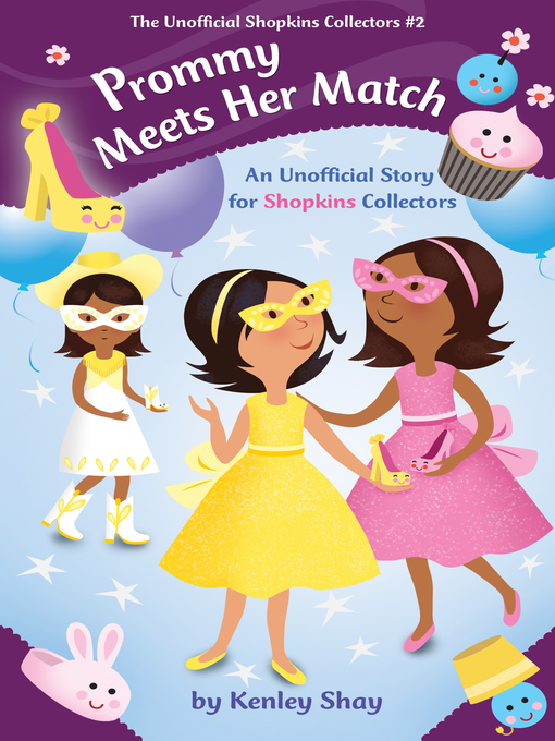 Cover of Prommy Meets Her Match