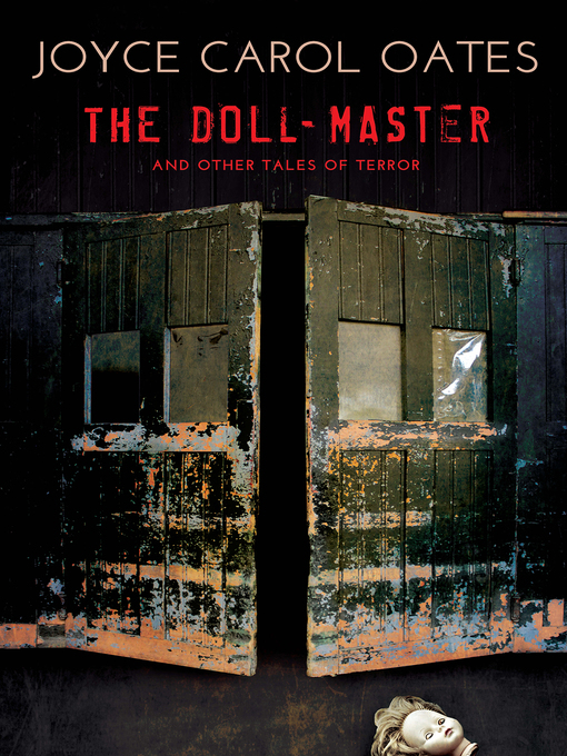 Cover of The Doll-Master and Other Tales of Terror
