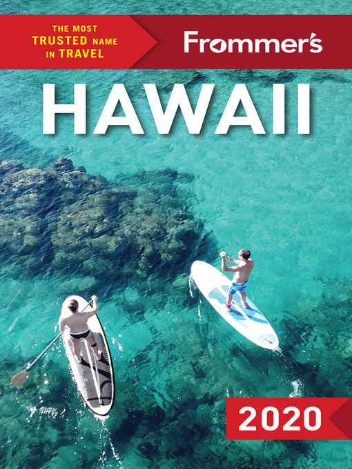 Title details for Frommer's Hawaii by Martha Cheng - Available