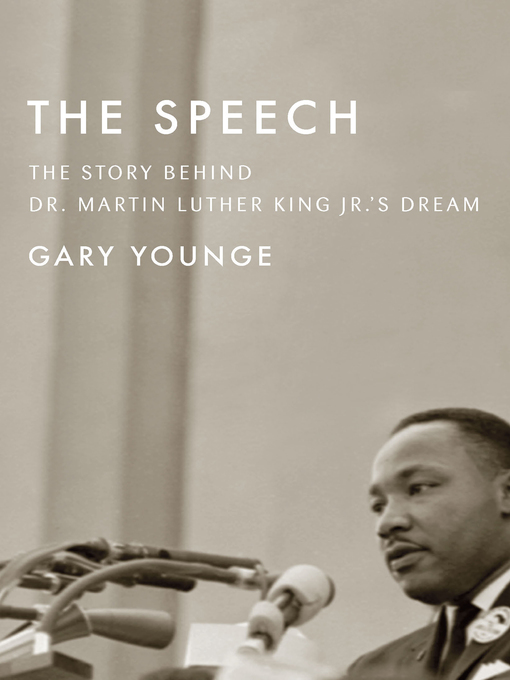 Title details for The Speech by Gary  Younge - Available