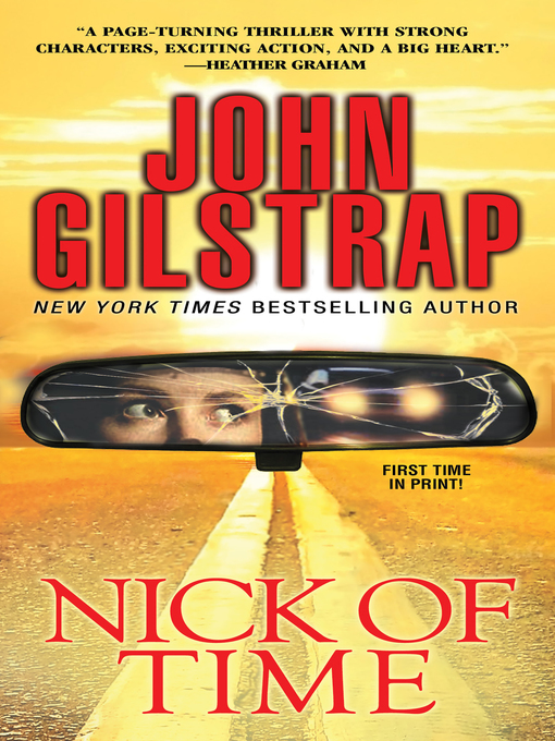 Title details for Nick of Time by John Gilstrap - Available