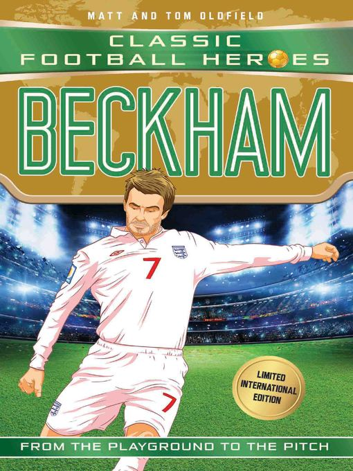 Cover of Beckham (Classic Football Heroes--Limited International Edition)