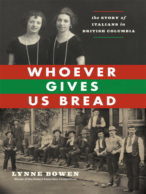 Title details for Whoever Gives Us Bread by Lynne Bowen - Wait list
