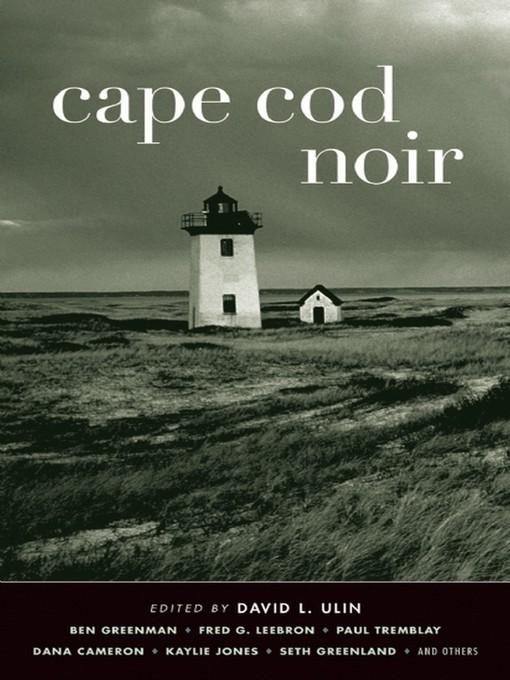 Title details for Cape Cod Noir by David L. Ulin - Available
