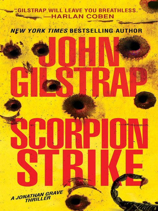 Title details for Scorpion Strike by John Gilstrap - Available