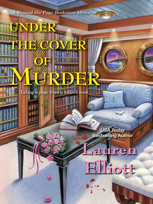 Title details for Under the Cover of Murder by Lauren Elliott - Wait list