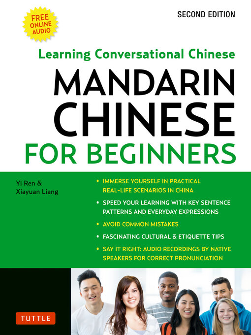 Title details for Mandarin Chinese for Beginners by Yi Ren - Wait list
