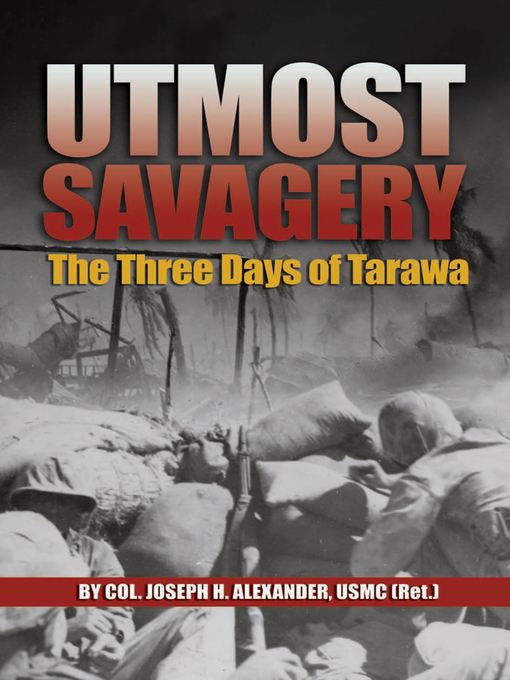 Cover of Utmost Savagery