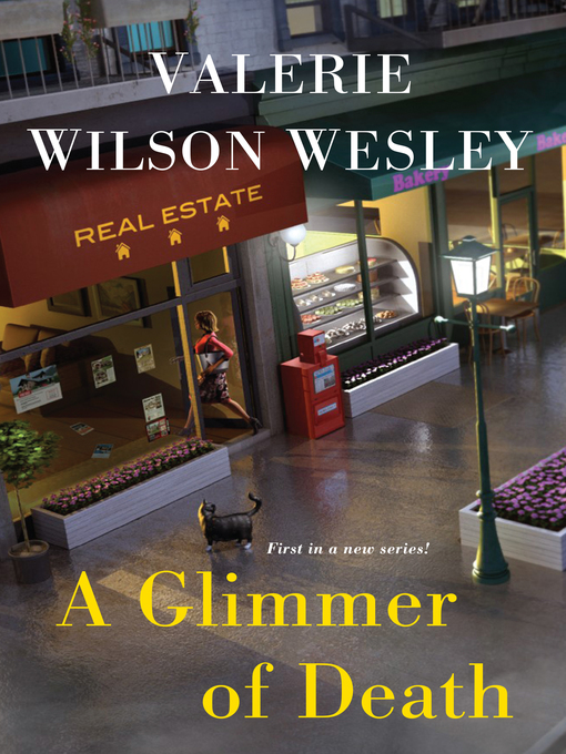 Title details for A Glimmer of Death by Valerie Wilson Wesley - Available
